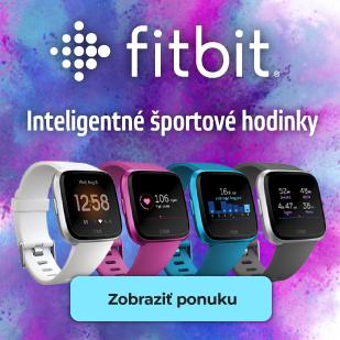 Najpredávanejšie Športové hodinky Fitbit najlepšie