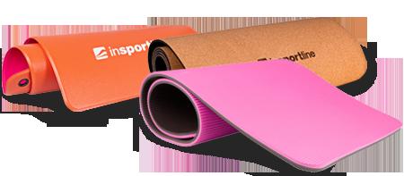 Najpredávanejšie Podložky na cvičenie - fitness podložky inSPORTline