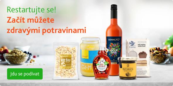 Akční nabídka na Zdravé potraviny platná do 14. 3. 2021 - Lékárna.cz