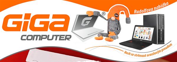 Levné notebooky, nejlevnější notebooky Asus HP IBM DELL Toshiba | GIGACOMPUTER.CZ