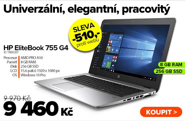 HP EliteBook 755G4za 9970Kč | GIGACOMPUTER.CZ