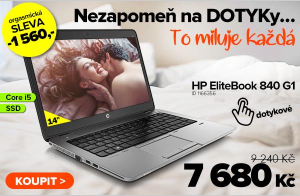 HP EliteBook 840G1za 9240Kč | GIGACOMPUTER.CZ