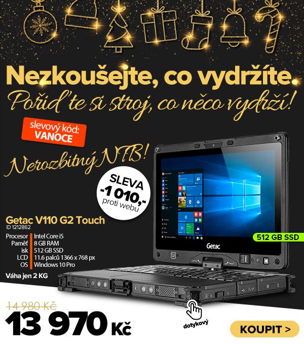 Getac V110G2Touch za 14980Kč - Notebook   GIGACOMPUTER.CZ