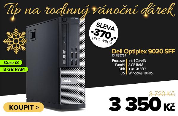 Dell Optiplex 9020 SFF za 3720Kč - Počítač   GIGACOMPUTER.CZ