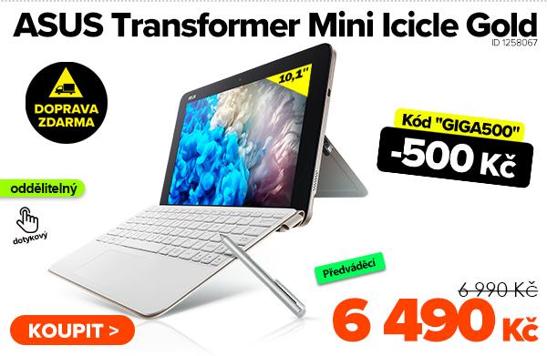 ASUS Transformer Mini T103HAF Icicle Gold za 6990Kč - Notebook | GIGACOMPUTER.CZ