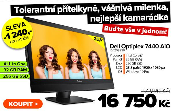 Dell Optiplex 7440 AiO za 17990Kč - Počítač | GIGACOMPUTER.CZ