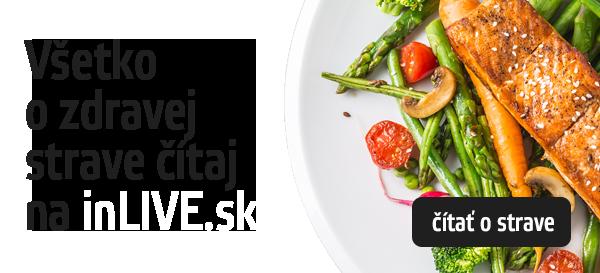 Všetko o zdravej strave na inLIVE.sk