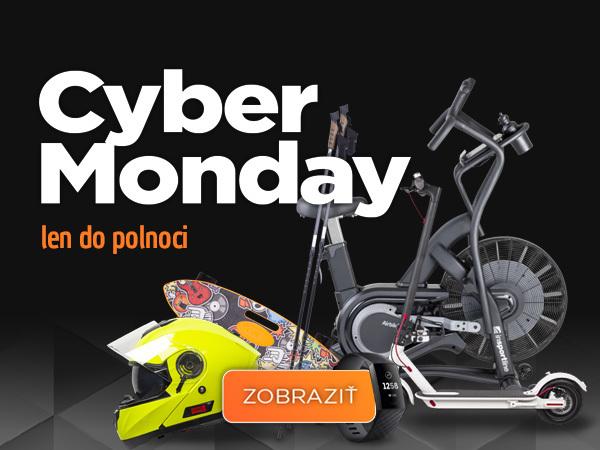 Cyber Monday je tu a s ním i skutočné zľavy až -62 % len do polnoci!